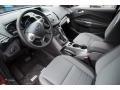 Charcoal Black Prime Interior Photo for 2016 Ford Escape #107883431