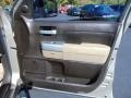 2008 Toyota Tundra Beige Interior Door Panel Photo