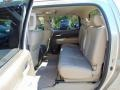 2008 Toyota Tundra Beige Interior Rear Seat Photo