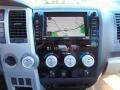 2008 Toyota Tundra Beige Interior Controls Photo