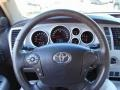 2008 Toyota Tundra Beige Interior Steering Wheel Photo