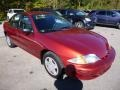 2001 Cayenne Red Metallic Chevrolet Cavalier LS Sedan  photo #5