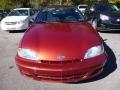 2001 Cayenne Red Metallic Chevrolet Cavalier LS Sedan  photo #6
