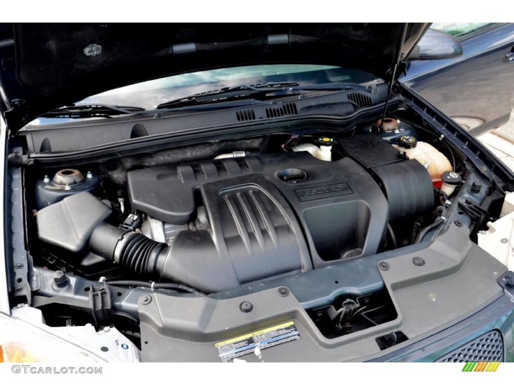 2009 Pontiac G5 Standard G5 Model 2 2 Liter Dohc 16