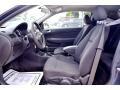 Ebony 2009 Pontiac G5 Interiors