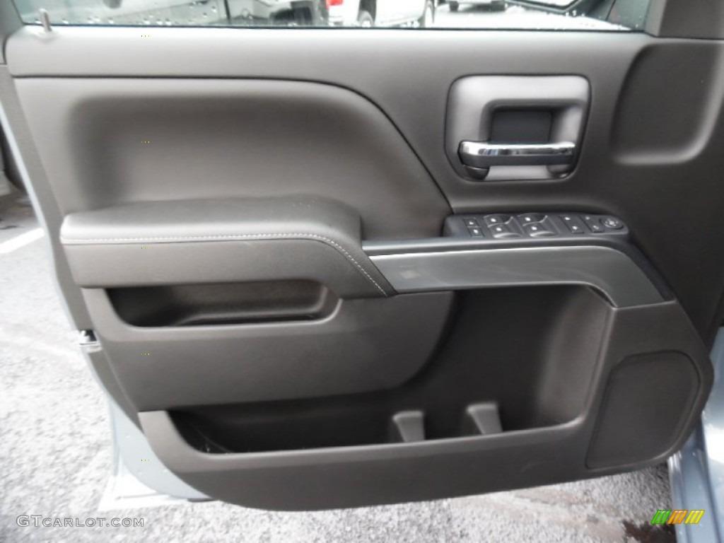 2016 Chevrolet Silverado 1500 LT Double Cab 4x4 Door Panel Photos