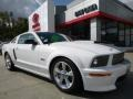 2007 Performance White Ford Mustang Shelby GT Coupe  photo #1