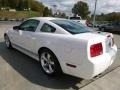 2007 Performance White Ford Mustang Shelby GT Coupe  photo #9