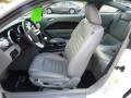 2007 Ford Mustang Light Graphite Interior Interior Photo