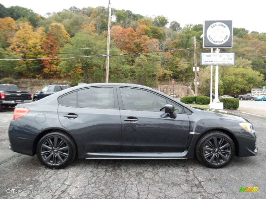 2017 Sti Lowered >> 2015 Dark Gray Metallic Subaru WRX #107881319 | GTCarLot.com - Car Color Galleries