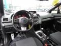 Carbon Black Interior Photo for 2015 Subaru WRX #107911403