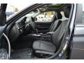 Black Front Seat Photo for 2014 BMW 3 Series #107914458