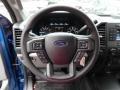 Medium Earth Gray Steering Wheel Photo for 2015 Ford F150 #107915370