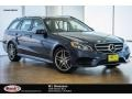 Indigo Blue Metallic 2016 Mercedes-Benz E Gallery