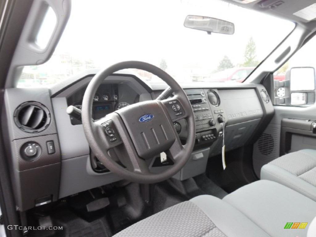 2007 Ford F350 Xl Crew Cab Super Duty Drw News >> 2016 Ford F350 Super Duty XL Super Cab 4x4 Interior Color Photos | GTCarLot.com