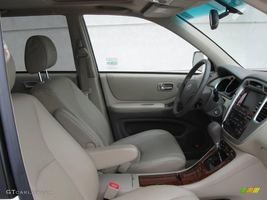 2006 Super White Toyota Highlander Hybrid Limited 4wd 10789528 Photo 8 Car