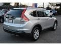 2014 Alabaster Silver Metallic Honda CR-V EX-L AWD  photo #3