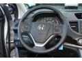2014 Alabaster Silver Metallic Honda CR-V EX-L AWD  photo #19