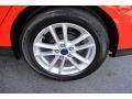 2015 Race Red Ford Focus SE Sedan  photo #5
