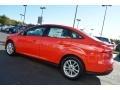 2015 Race Red Ford Focus SE Sedan  photo #20