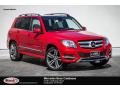 Mars Red - GLK 350 Photo No. 1