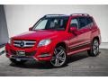 Mars Red - GLK 350 Photo No. 13