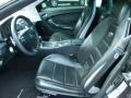 Front Seat of 2008 SLK 55 AMG Roadster