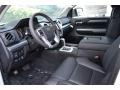 2016 Super White Toyota Tundra Platinum CrewMax 4x4  photo #5