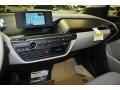 2015 BMW i3 Mega Carum Spice Grey Sensatec & Carum Spice Grey Cloth Interior Dashboard Photo