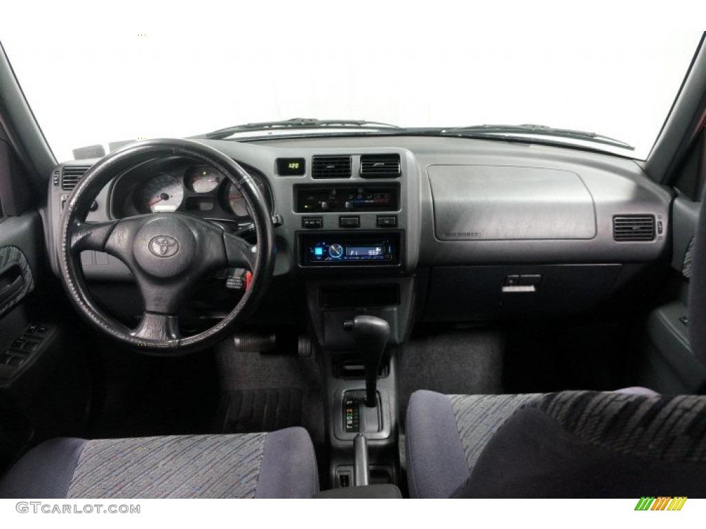 2000 Toyota Rav4 4wd Interior Photos