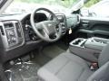 Jet Black Prime Interior Photo for 2016 Chevrolet Silverado 1500 #108004013