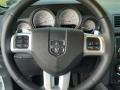 Radar Red/Dark Slate Gray Steering Wheel Photo for 2013 Dodge Challenger #108013264