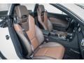 2016 SLK 300 Roadster Two-Tone Brown/Black Interior