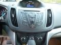 Charcoal Black Controls Photo for 2016 Ford Escape #108019724