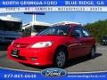 Rallye Red 2005 Honda Civic Gallery