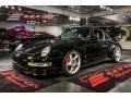 Black 1997 Porsche 911 Carrera Coupe