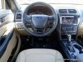 2016 Guard Metallic Ford Explorer XLT 4WD  photo #17