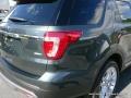 2016 Guard Metallic Ford Explorer XLT 4WD  photo #36