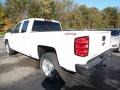 2016 Summit White Chevrolet Silverado 1500 LT Double Cab 4x4  photo #7