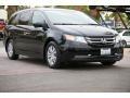 Crystal Black Pearl 2014 Honda Odyssey EX-L