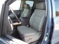 2016 Slate Grey Metallic Chevrolet Silverado 1500 LTZ Double Cab 4x4  photo #13