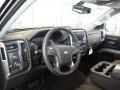 Jet Black Prime Interior Photo for 2016 Chevrolet Silverado 1500 #108055787