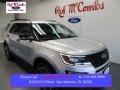 2016 Ingot Silver Metallic Ford Explorer Sport 4WD  photo #1