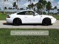 Glacier White 1999 Porsche 911 Carrera Coupe