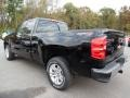 Black 2016 Chevrolet Silverado 1500 LT Double Cab 4x4 Exterior