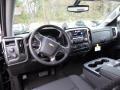 Jet Black Prime Interior Photo for 2016 Chevrolet Silverado 1500 #108060659