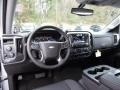Jet Black Prime Interior Photo for 2016 Chevrolet Silverado 1500 #108061097