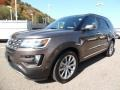 2016 Caribou Metallic Ford Explorer Limited 4WD  photo #6