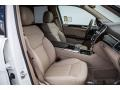 Front Seat of 2016 GL 350 BlueTEC 4Matic
