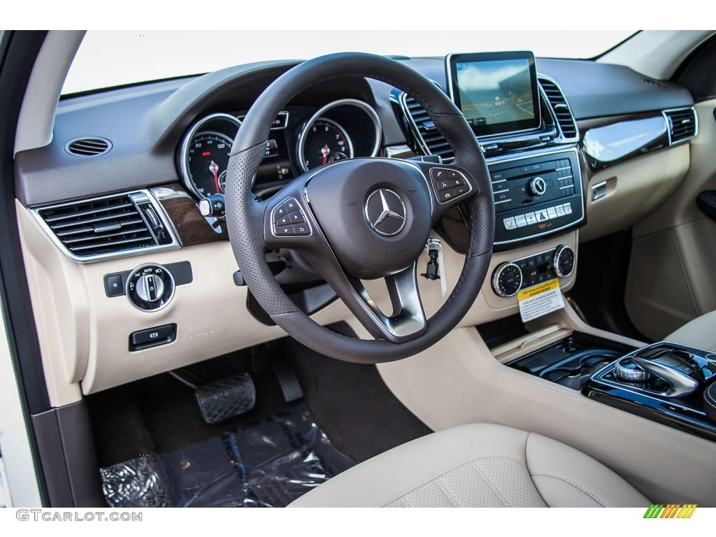 Ginger Beige Espresso Interior 2016 Mercedes Benz Gle 350 4matic Photo 108077419